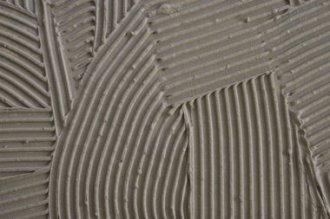 Zementplattenkleber, Fliesenkleber für Zementplatten