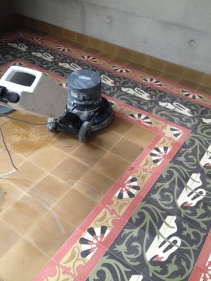 Schleifen Zementplatten,Reinigungsschliff Zementplatten,Zementplatten reinigen