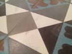 Verlegefehler VIA Zementplatten