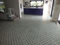 VIA Zementplattenboden Luxembourg